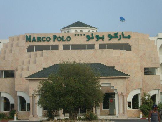 Concorde Hotel Marco Polo: L'Hotel.