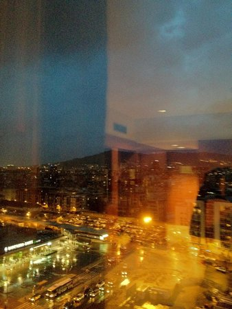 Gran Hotel Torre Catalunya : View from room