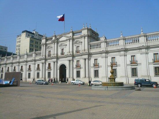 Fundos da Casa de la Moneda