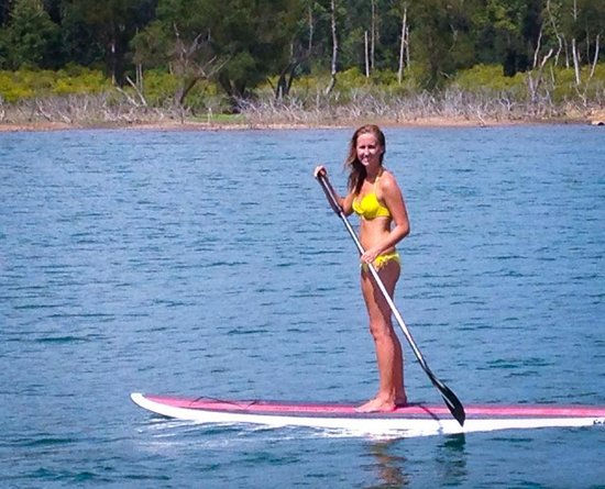 Take It Easy Resort : Stand Up Paddle Boarding