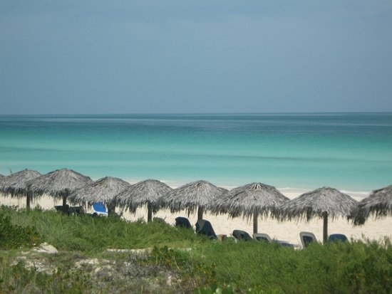 Royalton Cayo Santa Maria : view from the bar at the beach