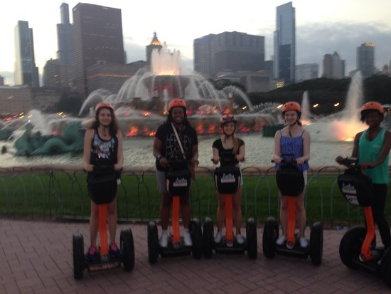 Absolutely Chicago Segway Tours: Segway fun in Chicago!
