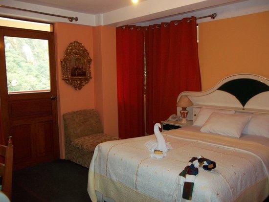 Santuario Hotel: habitación