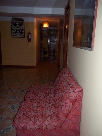 Santuario Hotel: interiores del hotel