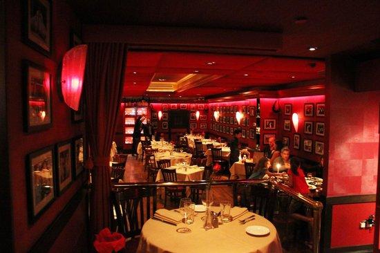 Club A Steakhouse : Downstairs (Ground Floor)