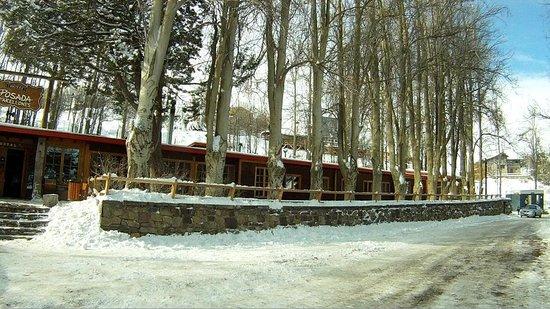 Hotel Posada de Farellones: externo