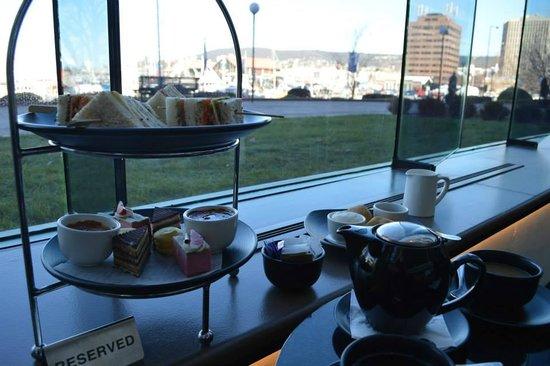 Grand Chancellor Hotel Hobart: High Tea
