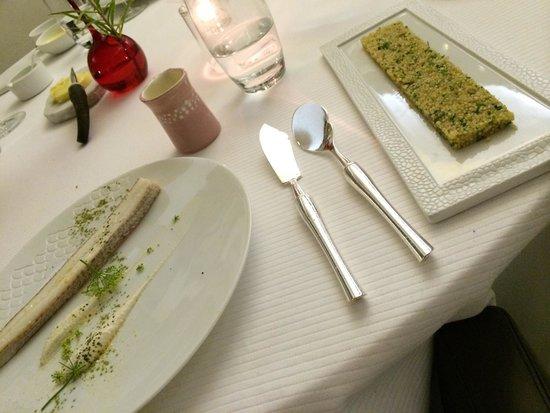 """Restaurant étoilé """"Flocons de Sel"""" : Fera carte"""