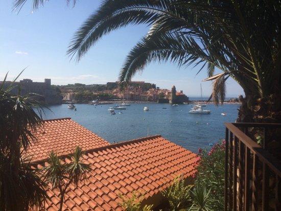 Relais des Trois Mas et Restaurant La Balette : A view from our room