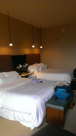 Westin St. Louis : perfect hotel beds