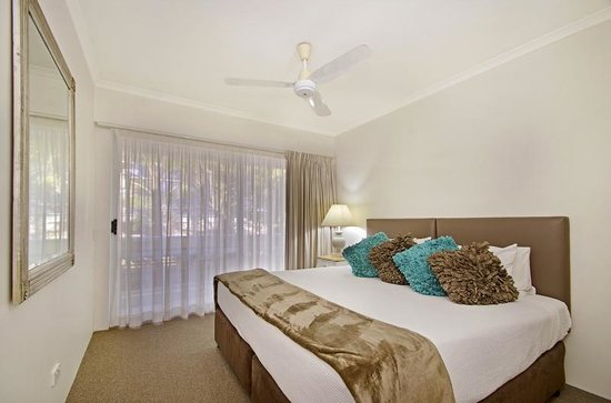 Bali Hai Apartments Noosa: Bedroom