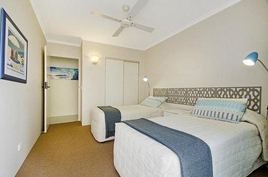 Bali Hai Apartments Noosa: 2nd Bedroom