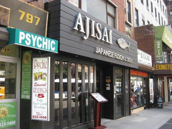 Photo of Japanese Restaurant Ajisai Japanese Fusion at 795 Lexington Ave, New York City, NY 10065, United States