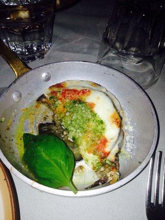 Acqua e Farina : Parmigiana