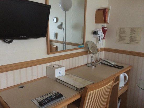 Toyoko Inn Busan Seomyeon: Room
