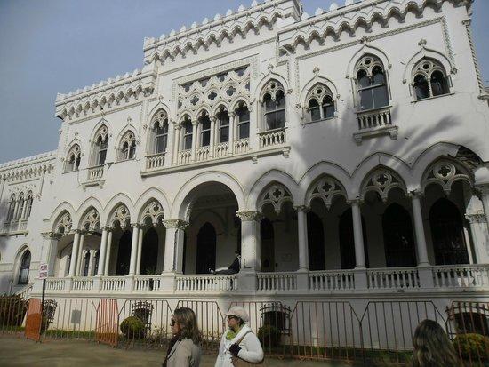 Quinta Vergara: Palácio