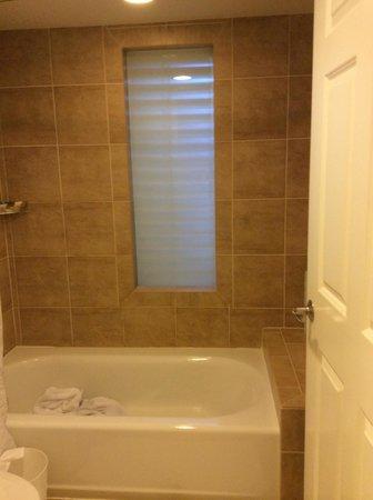 Arizona Grand Resort & Spa: Boardroom bathroom