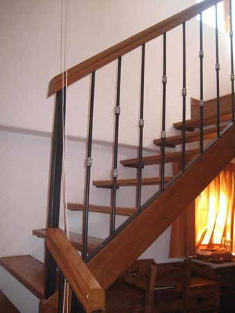 Casa San Blas Boutique: Stairs in Room