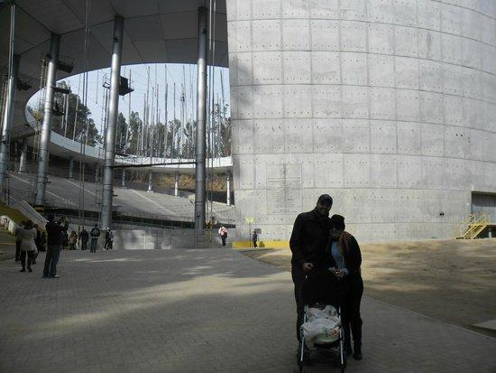 Quinta Vergara: Anfiteatro