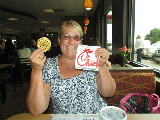 Chick Fill-A: My first visit