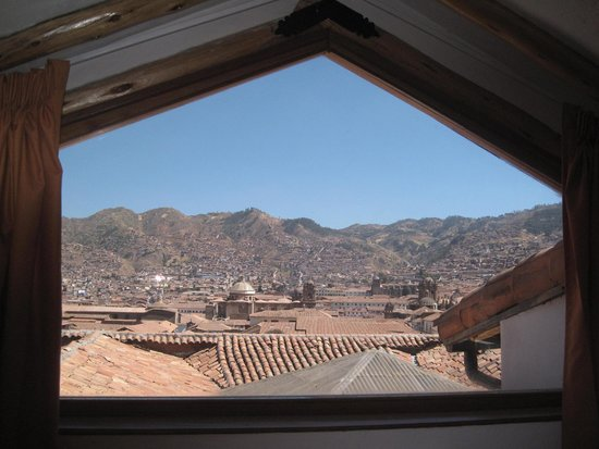 Casa San Blas Boutique: View of Cusco