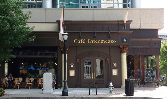 Photo of Cafe Cafe Intermezzo at 1065 Peachtree St Ne, Atlanta, GA 30309, United States