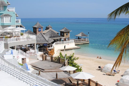 Beaches Ocho Rios Resort & Golf Club : Beautiful View