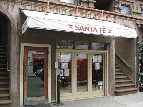 Santa FE Restaurant: Exterior - Front