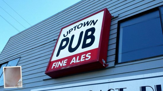 Uptown Pub, Newport Oregon
