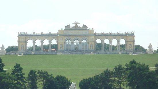 Palacio de Schönbrunn: Los jardines del palacio