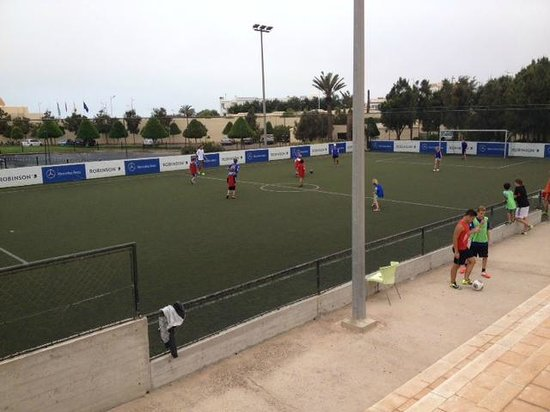 Robinson Club Agadir : Little soccer world cup champions