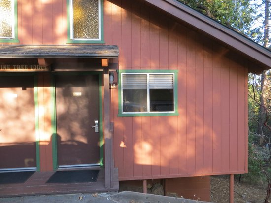 The Pines Resort : cabin