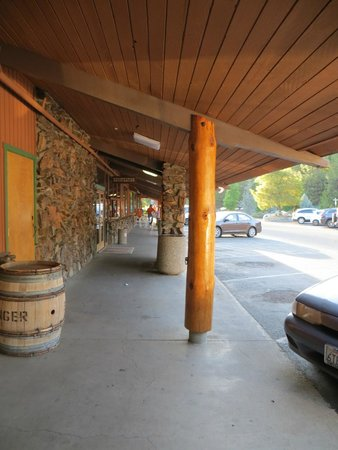 The Pines Resort: Market and registration