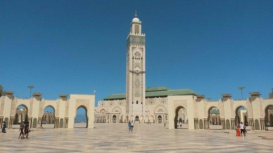 Mosquée Hassan II : Fas