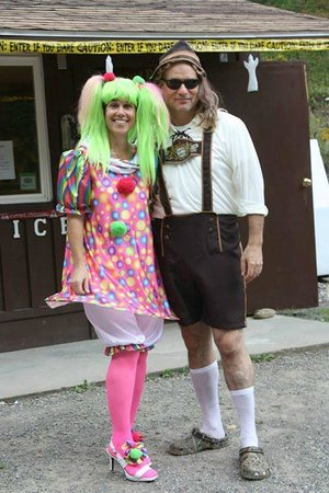 Sugar Creek Glen Campground: pic of the owners who are great and participate