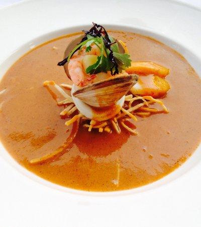 Cocina del Mar: Tortilla soup