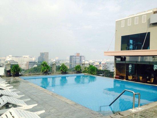Pool Area on 12th floor