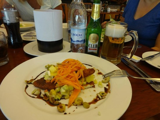 JW Marriott Hotel Quito: lunch