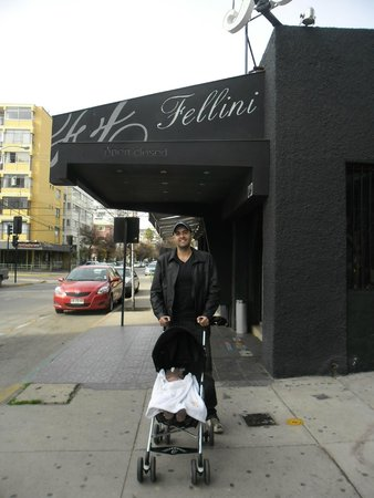 Entrada Fellini
