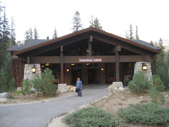Wuksachi Lodge: Nice Lodge