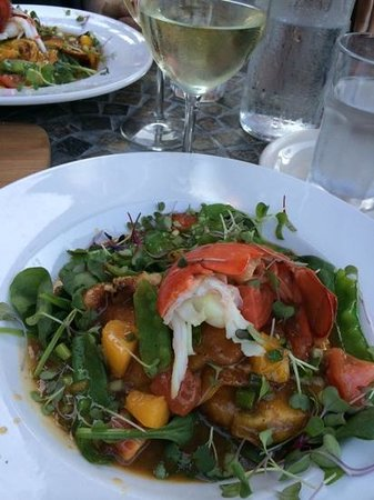 Fresh & Co.: Lobster ravioli