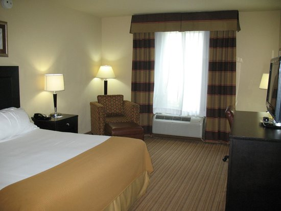 Holiday Inn Express Hotel & Suites Shreveport West: Guest room