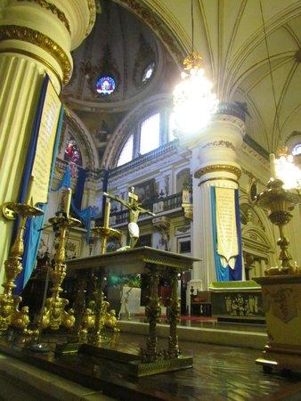 Catedral Metropolitana: interior