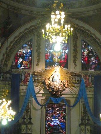 Catedral Metropolitana: altar