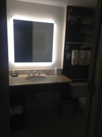 Renaissance Atlanta Waverly Hotel & Convention Center: bathroom