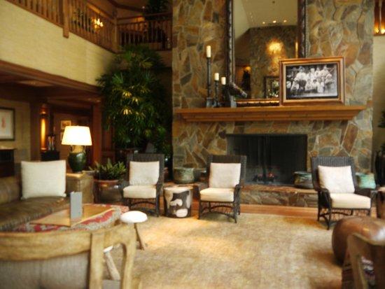 Four Seasons Resort Lana'i, The Lodge at Koele: Lobby