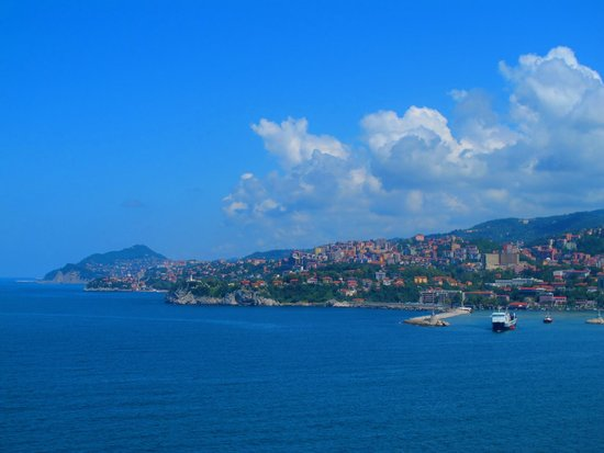 Dedeman Zonguldak: View from hotel room