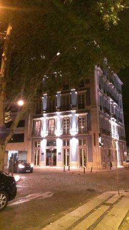 Heritage Avenida Liberdade: Night view