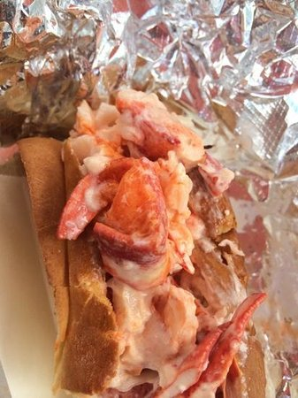 James Hook & Company : lobster roll