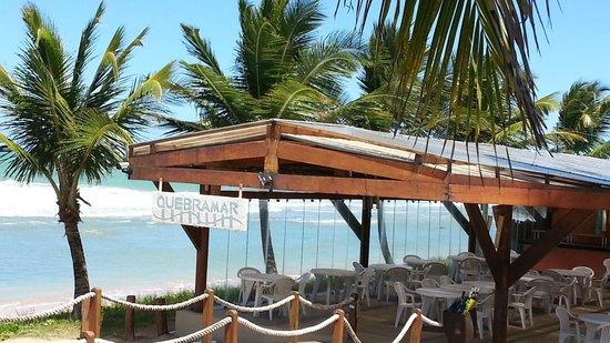 Summerville Beach Resort: Restaurante Quebra Mar